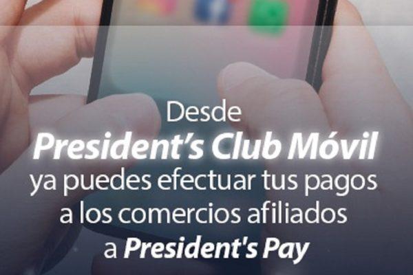 Banplus lanza App para miembros de su President´s Club que permite pagar compras a distancia