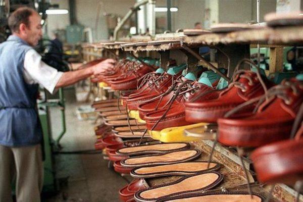 Industria del calzado opera a un máximo de 10% debido a libre importación y al 7+7