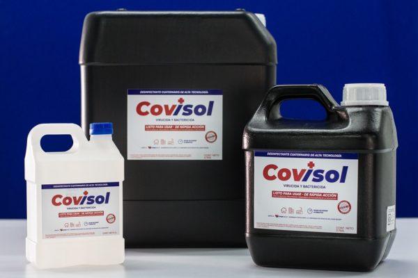 Cruzsalud lanza virucida y bactericida para enfrentar al #Covid19 en empresas