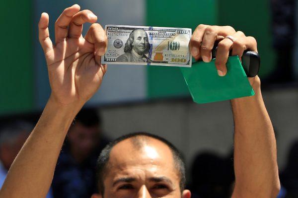 Dólar paralelo salió del