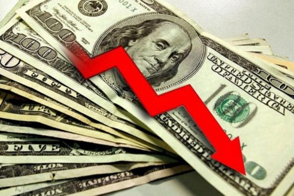 Dólar oficial retrocedió 1,19% este martes #27Abr y cerró en Bs.2.688.830,39