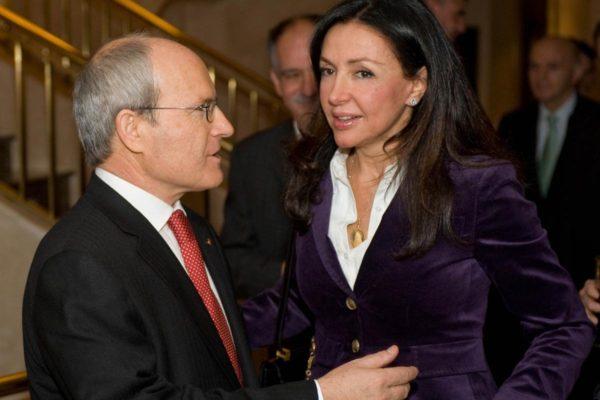 Empresaria Esther Koplowitz (FCC) liquida su deuda de US$960 millones con Slim