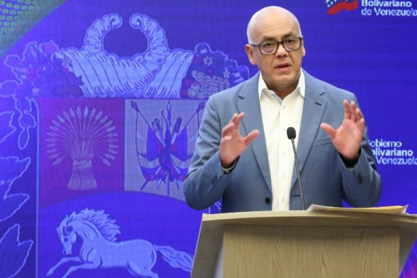 Jorge Rodríguez invita al diálogo a todos los partidos de la oposición