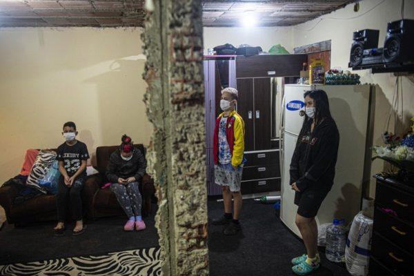 Crónica | Venezolanos en Perú viven la doble tragedia del exilio y el coronavirus