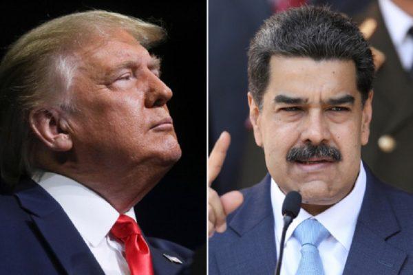 Trump estaría considerando reunirse con Maduro y minimiza reconocimiento a Guaidó