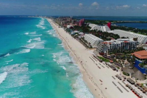 Actividad turística en Cancún se reanuda con estrictos protocolos sanitarios