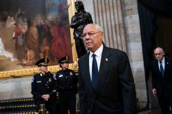 Colin Powell acusa a Trump de violar la constitución y anuncia apoyo a Biden