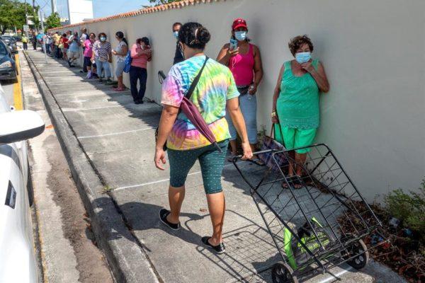 FMI estima que tasa de desempleo en Venezuela es de 58,3%: 'La más alta del mundo'