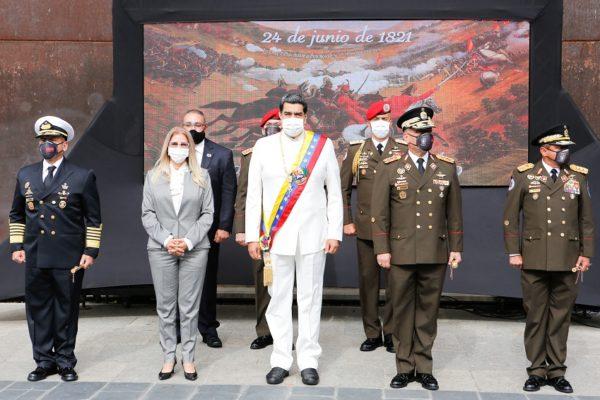 Maduro asegura que habrá elecciones este año y dijo estar dispuesto a someterse a un revocatorio en 2022