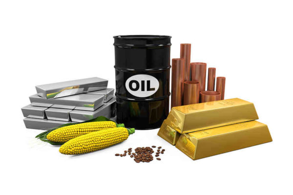 Crisis por Covid-19 lastra el precio de las materias primas