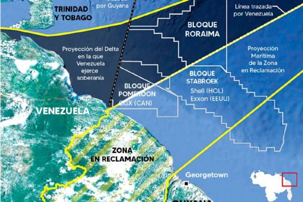 Análisis | Guyana y Venezuela: el oro no brilla de la misma manera