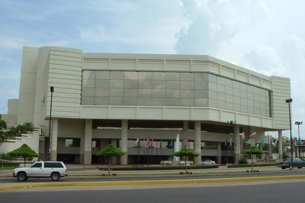 Palacio de Eventos de Maracaibo será espacio hospitalario para aislar casos de #Covid19