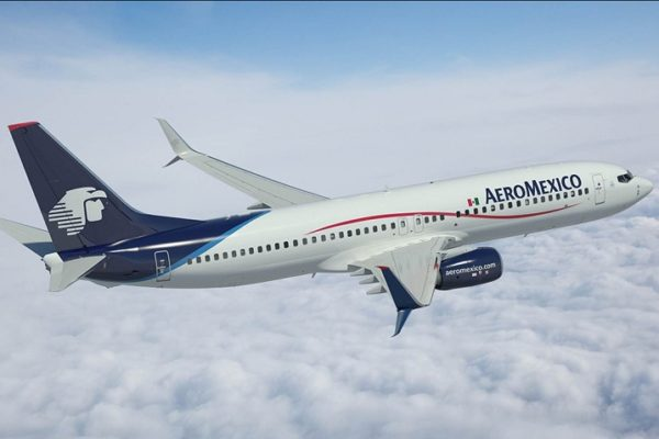 Aeroméxico se declara en quiebra en EEUU para reestructurar su deuda