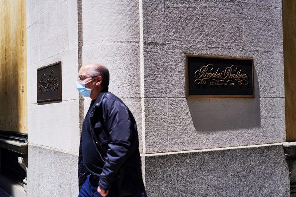 Brooks Brothers, la marca de ropa más antigua de EE.UU se declara en bancarrota