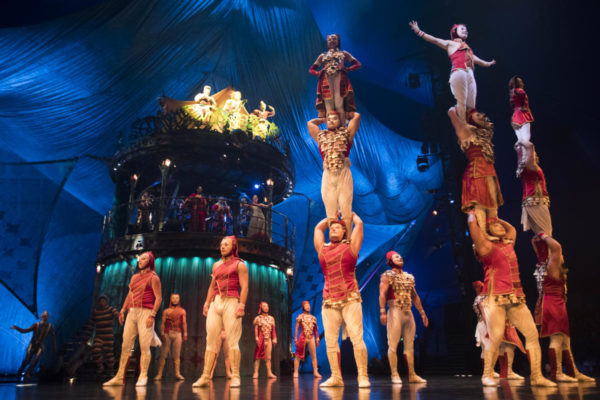 Acreedores tomarán control del Cirque du Soleil
