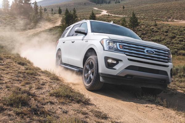 Ford Motor de Venezuela presenta la Expedition Limited 2020