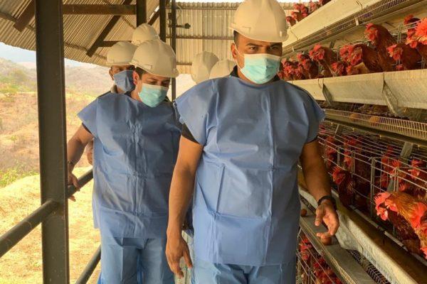 En medio de la crisis empresa privada funda centro de tecnología agroindustrial