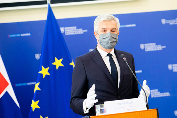 Canciller de Eslovaquia urge a la Unión Europea reconocer a Guaidó