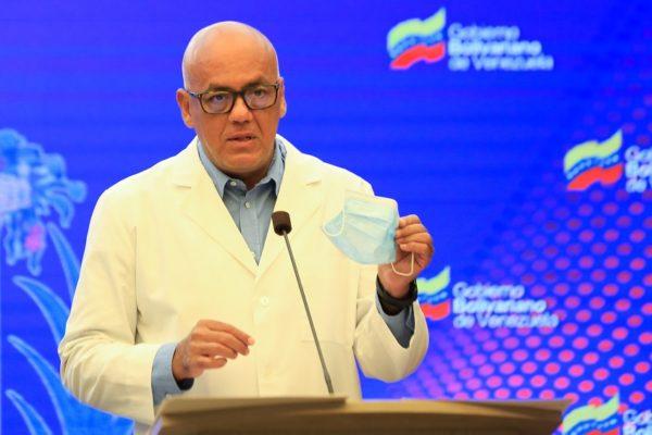 Rodríguez denuncia que EE.UU. y oposición planean 'nuevas sanciones contra Venezuela'