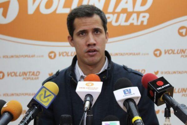 Guaidó condena asalto a sede de Acción Democrática