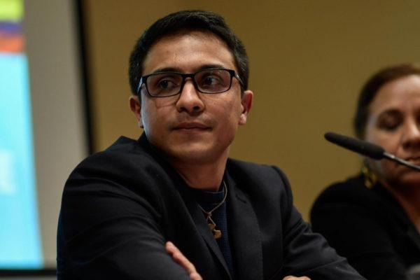 España concede la nacionalidad al activista venezolano Lorent Saleh