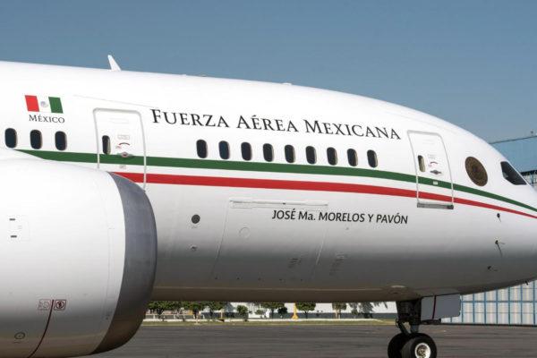 Así es el avión que no tenía «ni Obama» y que López Obrador quiere vender por US$130 millones