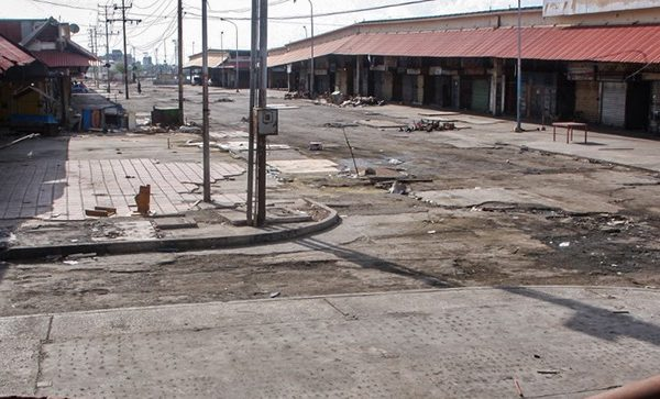 Alertan que más del 75% del sector industrial y comercial en Zulia está paralizado