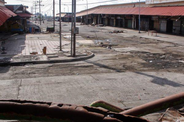 #Covid19 desborda una región petrolera de Venezuela arruinada por apagones y escasez de combustible