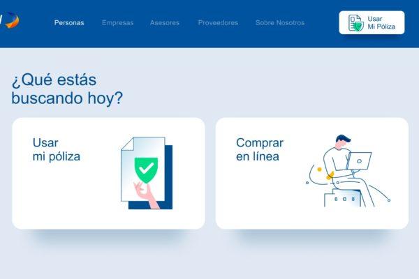 Mercantil Seguros rediseña su página web para mejorar la experiencia de sus usuarios