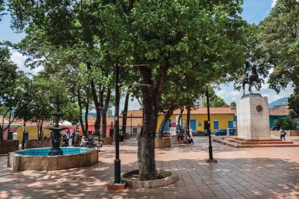 Cantv activó servicio Wi-Fi libre en Plaza Sucre de Petare