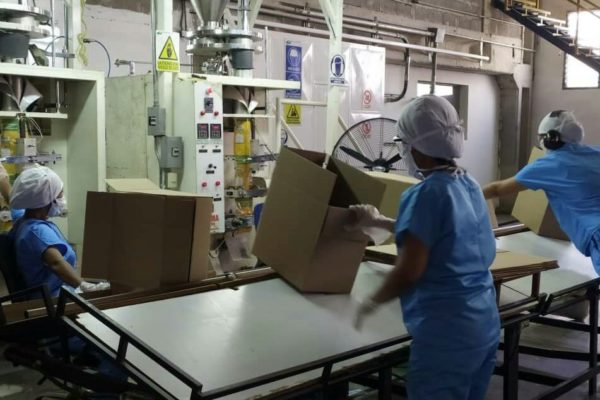 Gobernación de Miranda y Sencamer establecen acuerdos en beneficio del sector industrial