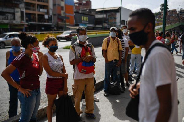 Venezuela acumula 254.116 casos de covid-19: Monitor Salud denuncia que se acelera curva de contagios