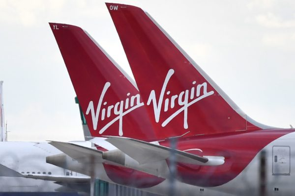 Virgin Atlantic pacta un paquete de rescate de US$1.470 millones para los próximos 18 meses