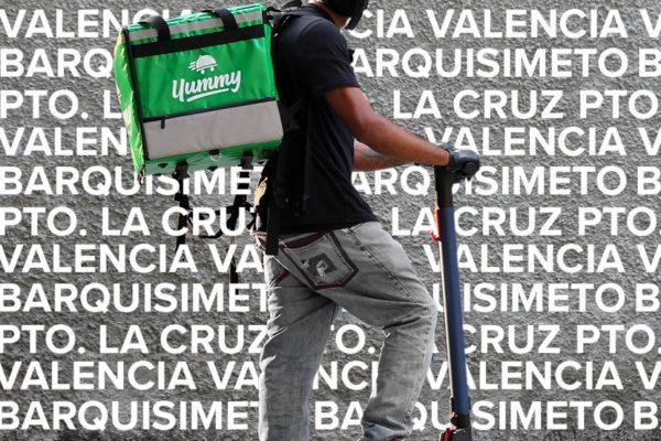 App de delivery Yummy amplía su cobertura a más ciudades del país