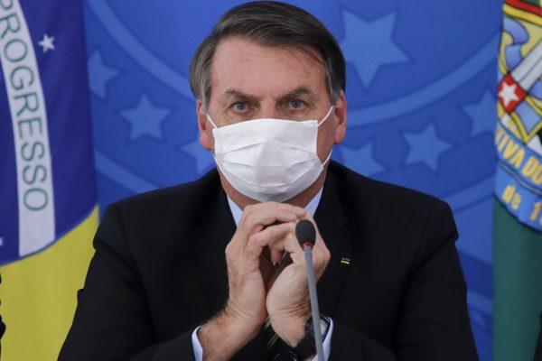 Bolsonaro recibe manifestación de apoyo mientras se recupera de #Covid19