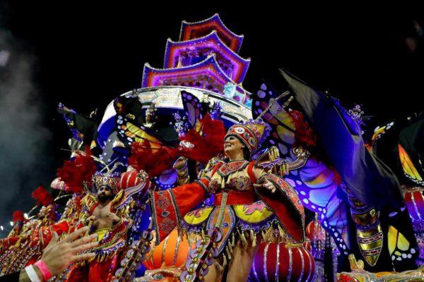 Sao Paulo aplaza el carnaval del próximo año por #Covid19
