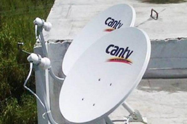 Cantv Satelital regresa por ahora solo para suscriptores con 26 canales