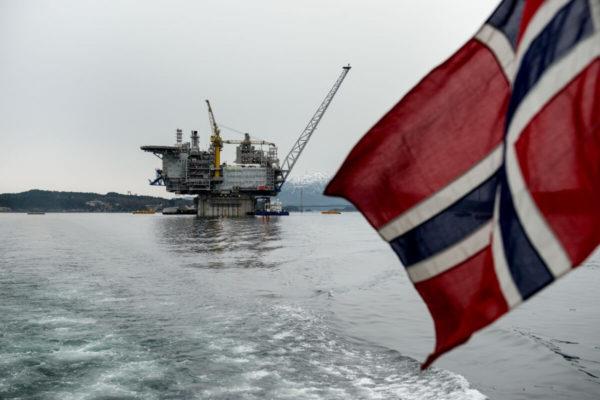 Fondo petrolero de Noruega ganó US$45.957 millones en el primer trimestre