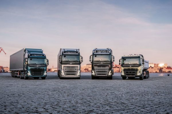 Grupo Volvo registró un 79% menos de ganancias en junio por la pandemia