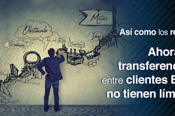 Banco de Venezuela amplía los límites de transferencias a través de su banca por Internet