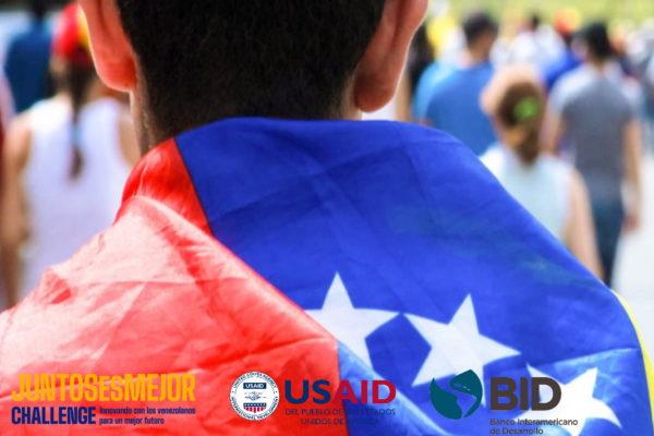 USAID y el BID donarán US$1,8 millones para soluciones empresariales en beneficio de venezolanos