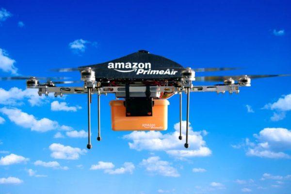 Amazon recibe permiso en EEUU para empezar a entregar paquetes usando drones