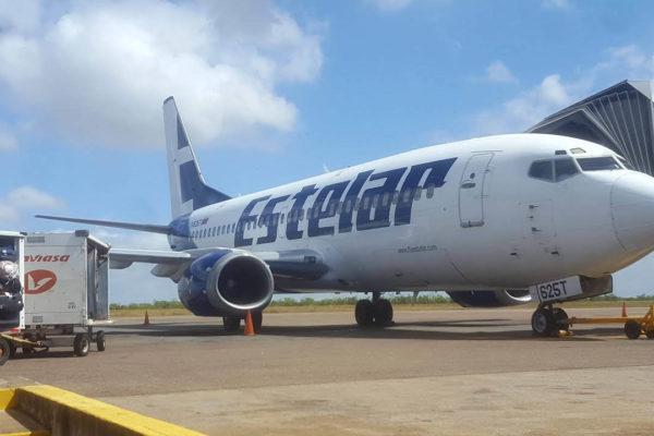 Estelar anuncia cancelación indefinida de vuelos con ruta Caracas-Panamá