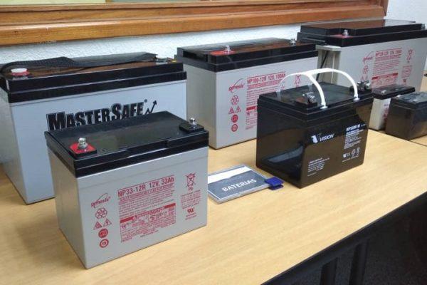 Baterías de respaldo se hacen prioritarias en empresas para enfrentar cortes eléctricos