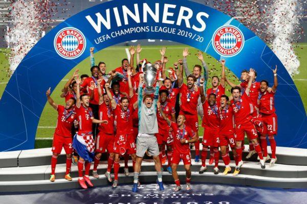 El Bayern logra su sexta Champions y despierta al PSG de su sueño