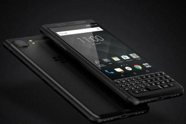 BlackBerry anuncia su regreso con teléfonos 5G y teclado clásico