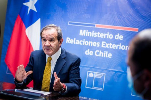 Chile seguirá respaldando a Guaidó pese a los resultados de las parlamentarias