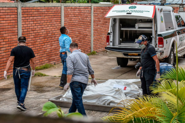 Matanzas siembran terror en Colombia: 33 muertos en 11 días