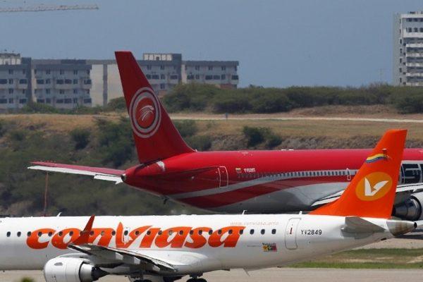 EEUU habilita operaciones de puertos y aeropuertos que involucren al gobierno de Maduro