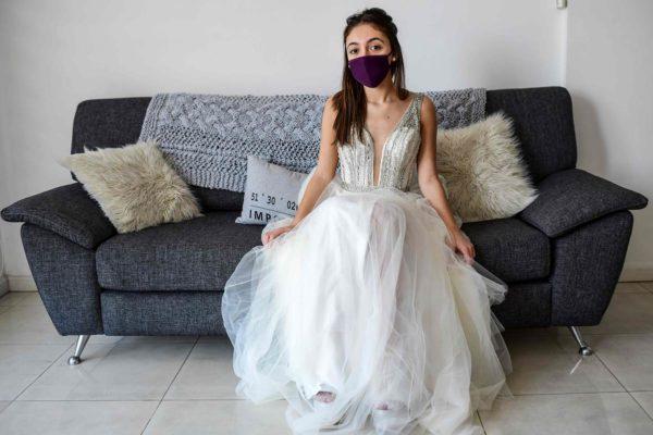El coronavirus arrebató la ilusión a las adolescentes de festejar sus 15 años